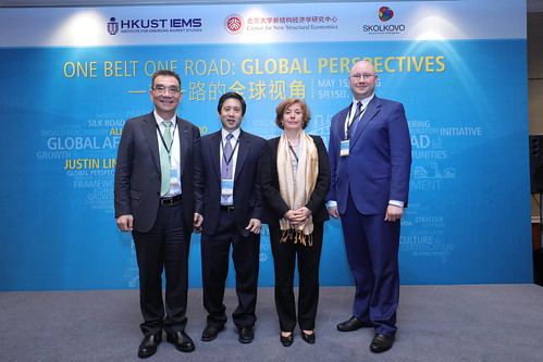 One Belt One Road: Global Perspectives