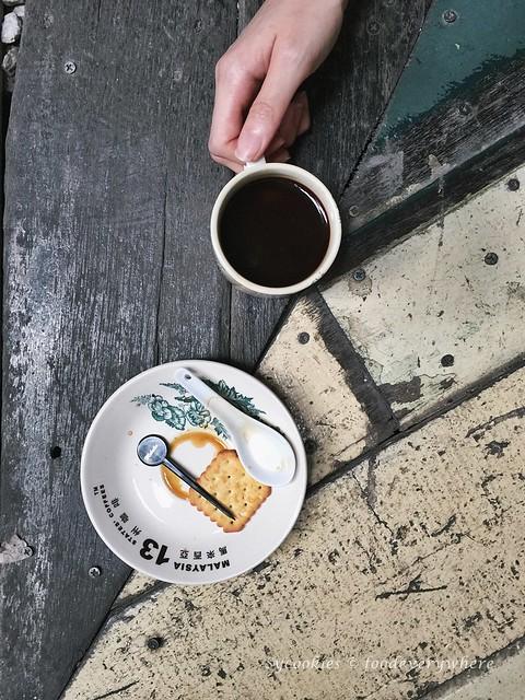 10.Calanthe Art Café – 13 States Coffee, Melaka (Jonker Street)