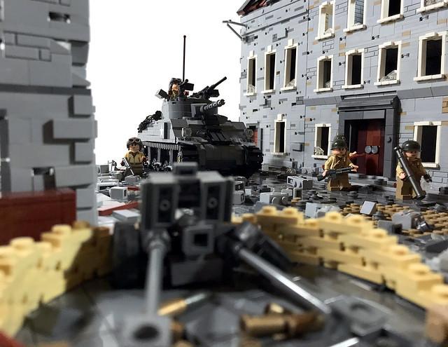 Tourlaville District - 1944