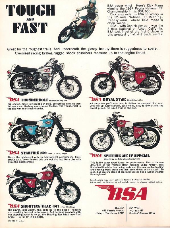 BSA 1968 4