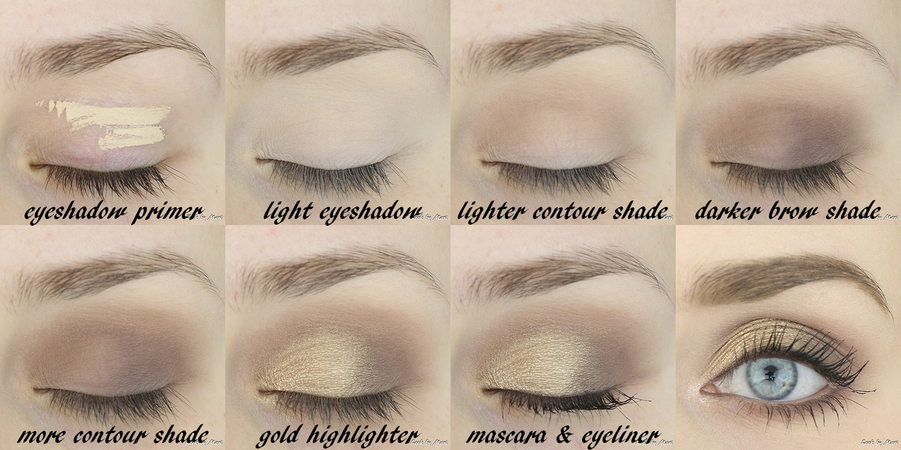 5 prom eye makeup tutorial gold brown ideas inspo inspiration easy for beginners natural simple blog