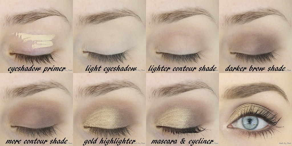 5 Prom Eye Makeup Tutorial Gold Brown Ideas Inspo Inspirat Flickr