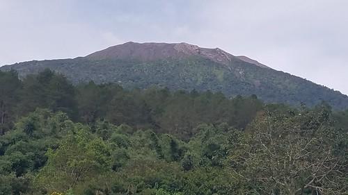 Gunung Marapi West Sumatra