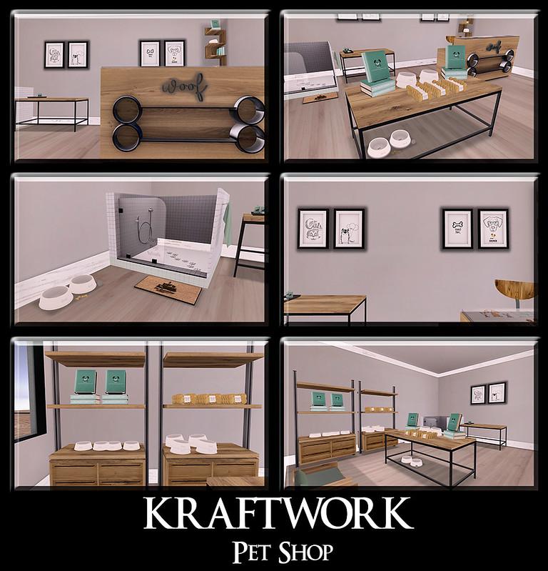 Kraftwork - Pet Shop