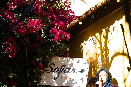 Sofar Sounds Lisbon @ Há coisas no Limoeiro
