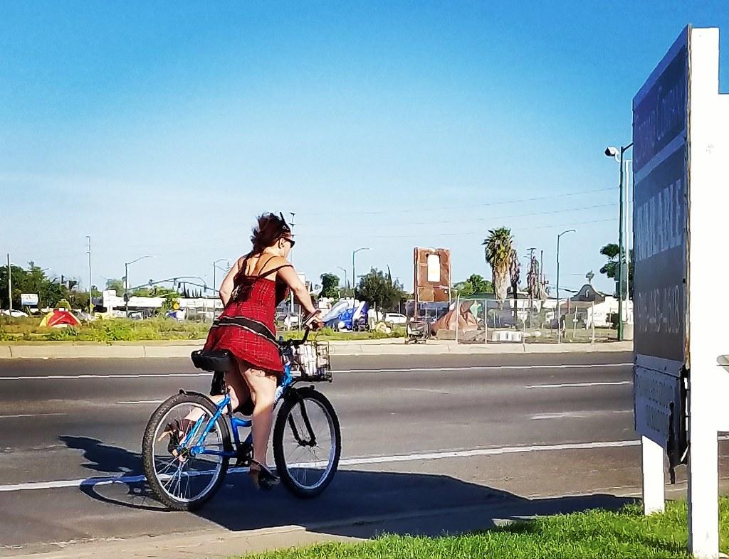 Working the Street by Bike | by rickele