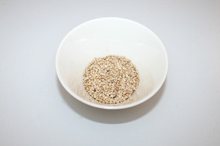 13 - Zutat Sesam / Ingredient sesame