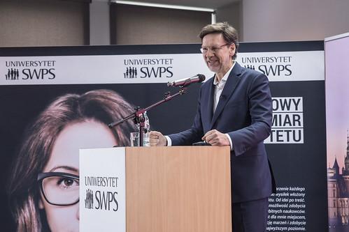 Firma-Idea: zarządzanie – ludzie – wartości - seminarium (Uniwersytet SWPS w Warszawie, 26.04.2017 r.)