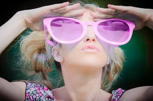 Життя в рожевих окулярах