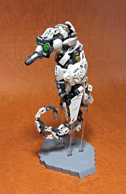 LEGO Mech Seahorseー01