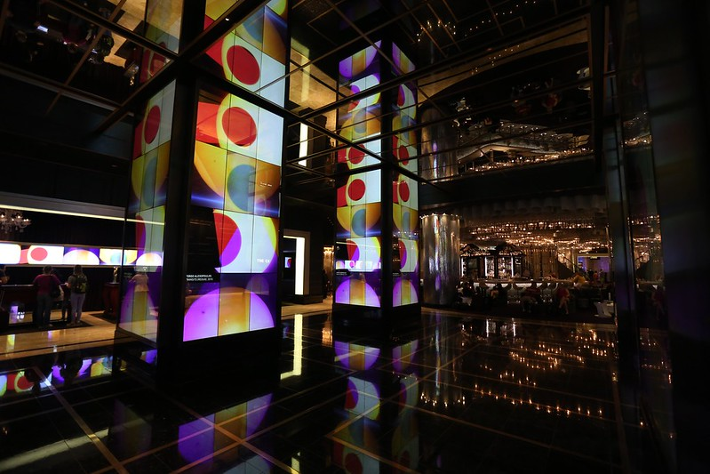 Cosmopolitan Las Vegas Wrap Around Suite 3