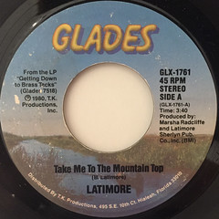 LATIMORE:TAKE ME TO THE MOUNTAIN TOP(LABEL SIDE-A)