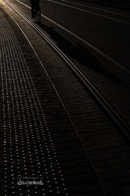 Persiguiendo a su sombra por la vía equivocada