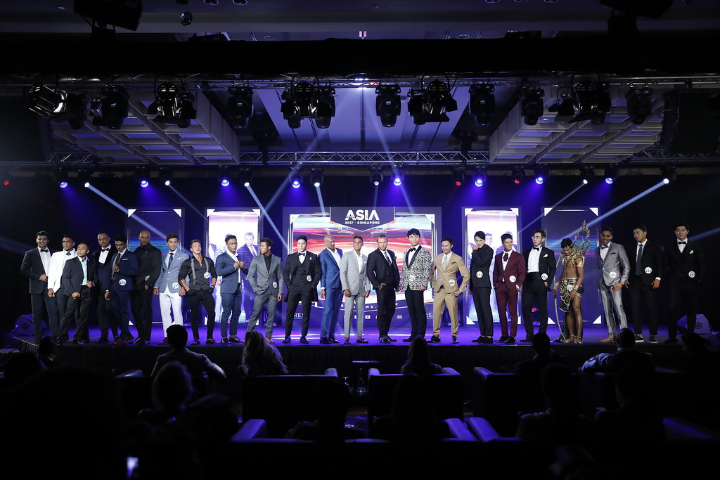 Winners for World Beauty Fitness and Fashion Asia 2017 Crowned