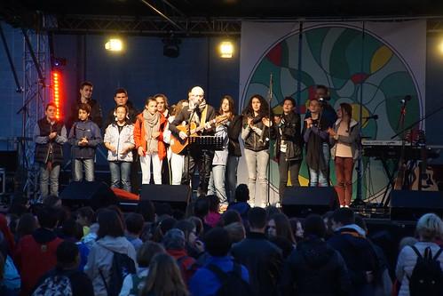 Accueil et veillée d'ouverture du Festi'jeunes