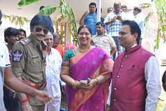 Kalyan Fan Of Pawan Movie Opening Stills