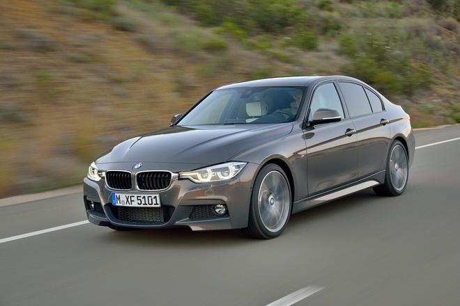 [新聞照片五] BMW 3系列特定車型加碼贈送一年乙式全險