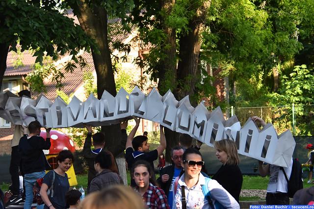 """""""Festivalul Luminii"""" - Tecuci- 2017 in Parcul """"Regina Elisabeta"""""""