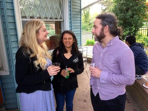SBU PWR Party 2017