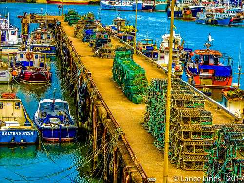 Bridlington Harbour - Yorkshire, England | by Hey-Lance