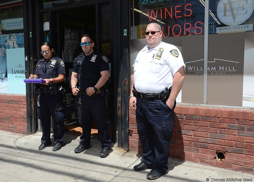Crimescene: Liquor Store Robbery