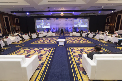 UNWTO&ATM Ministerial Forum on Tourism's contribution to sustainable and inclusive economic growth and diversification in the MENA region (Dubai, UAE, 24 April 2017)