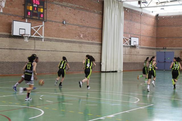 16-17: Infantil Femenino - Jairis