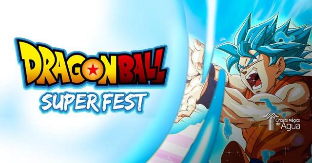 Dash Cosplay presente en el Dragon Ball Super fest
