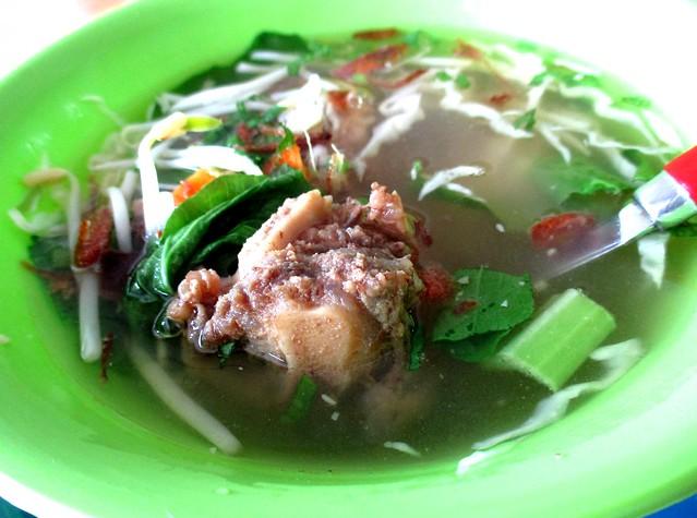 Jia Jia Lok Food Coirner sup tulung