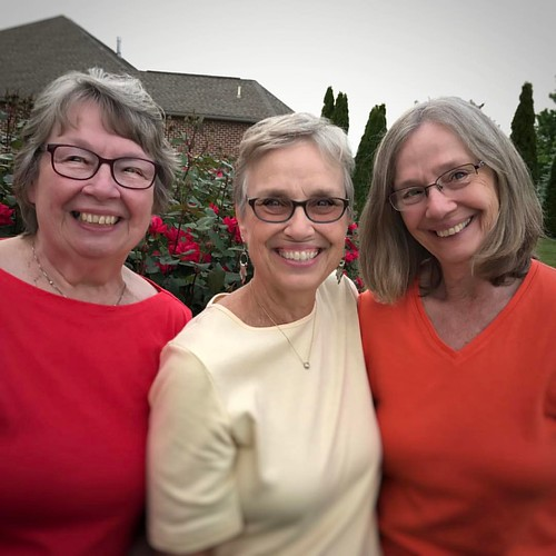 So blessed to not only call these ladies sisters but also dearest friends. We're wrapping up Girls Week 2017 - such wonderful memories!! One of the very best weeks of the year! #bffs #girlsweek #sisterlylove