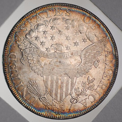 Green-Newman 1796 quarter reverse