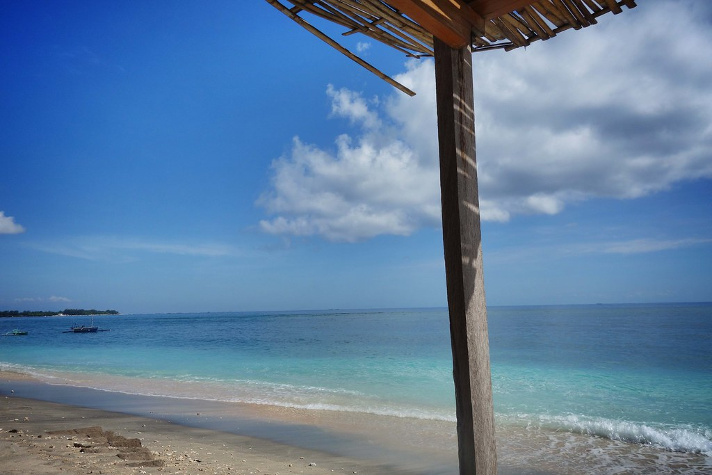 Lombok - Gili Air - Beach 2