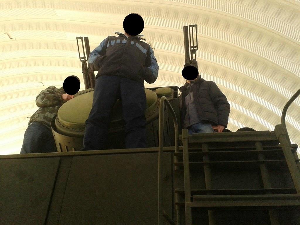 القوات البرية الجزائرية [ Pantsyr-S1 / SA-22 Greyhound ]   33605980564_8d44888b0a_b
