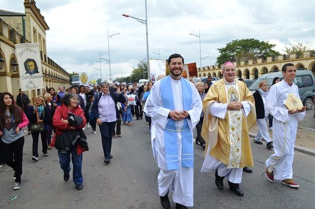 Peregrinación diocesana a Luján (2017)