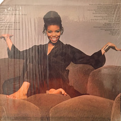 MILLIE JACKSON:FREE AND IN LOVE(JACKET B)
