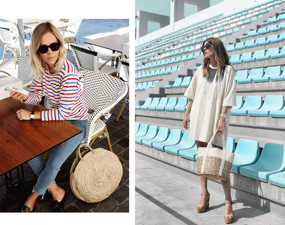 how-to-style-a-straw-bag