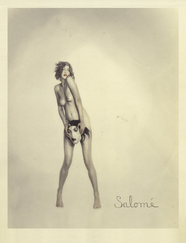 William Mortensen - Salome, 1926