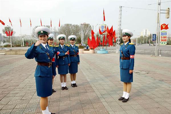 The Pyongyang Traffic Girl various web stories thread 33848257563_5e5f7b9d51_o