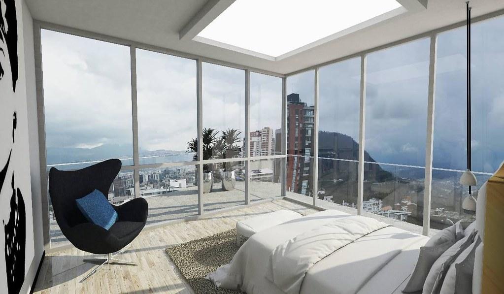 Quito imagine 24p pro skyscrapercity for Jardines verticales quito