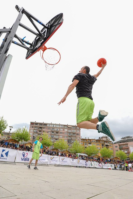 Streetball Kosova