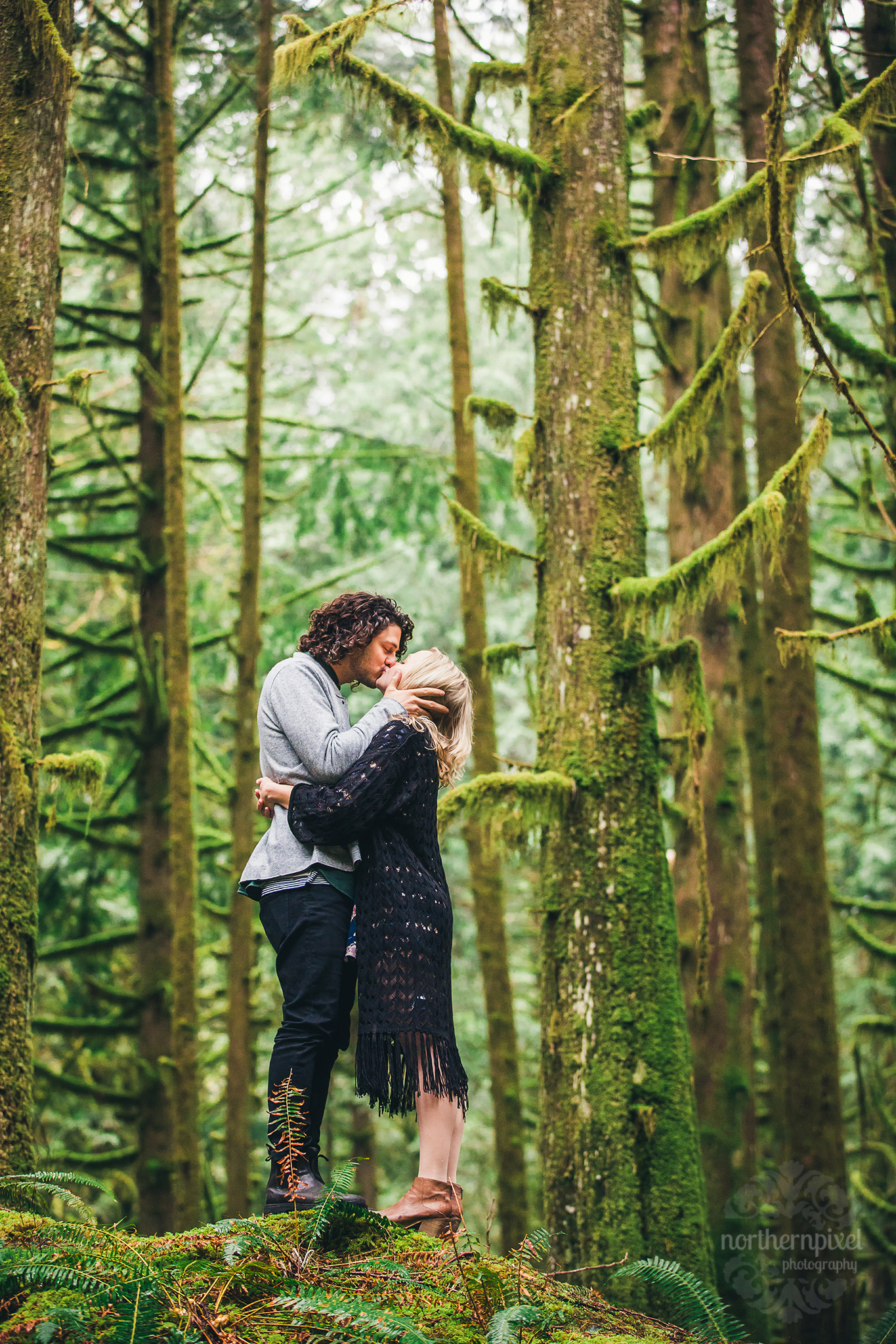 Golden Ears Park Engagement British Columbia Wedding Photographers