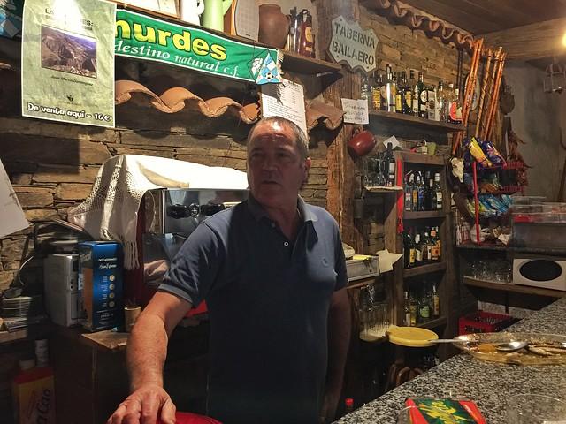 Taberna El Bailaero (Aceitunilla, Las Hurdes)