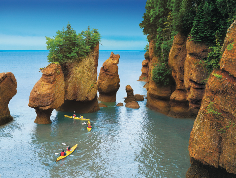 Canada National Parks - Fundy