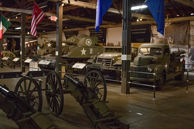 Texas Military Museum