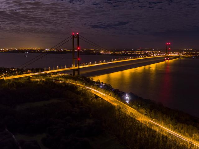 Humber Bridge. Photo: © Octovision Media.