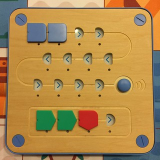 Cubetto program blocks