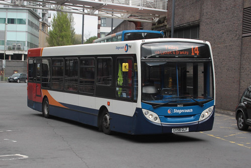 Stagecoach South 36052 GX58GLF