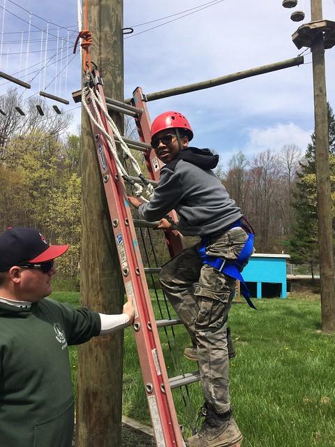 CYSP Boys Leadership Camp 4.21.17