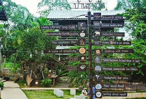 Gallery Kang Wat Chiang Mai Thailand