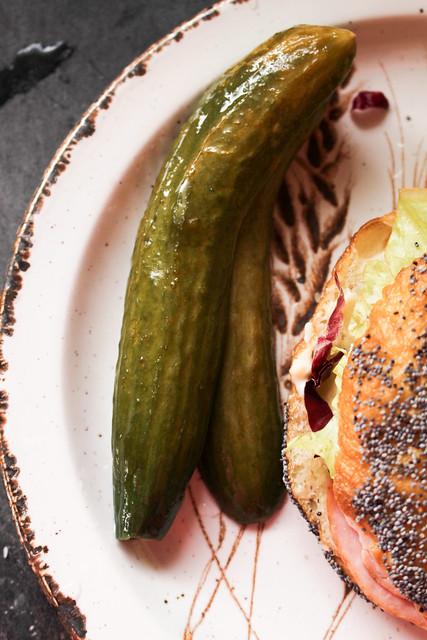 DIY Deli-Style Sour Pickles